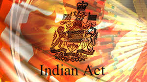 1877 - The Indian Act is passed. The goal is the assimilation, and considered Indian people as wards