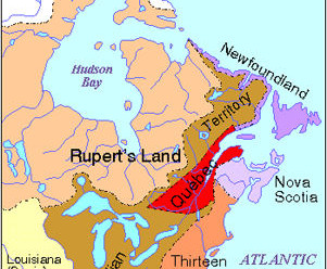 1763 - King George issues The Royal Proclamation of 1763 establishing Aboriginal land rights that an