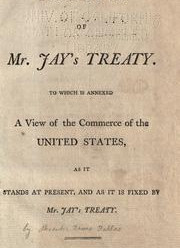 1794 - Jay Treaty is passed. It allows peaceful trade between the US and Britian, guarantees free pa