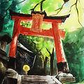 Zoee Xiao_Fushimi Gate.jpg