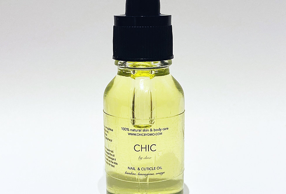 """"""" Luxury in a nail & cuticle oil """""""