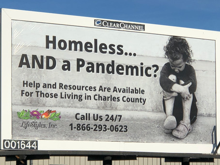 The COVID-19 Pandemic Makes Homelessness Even Harder