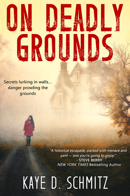 On Deadly Grounds - Paperback