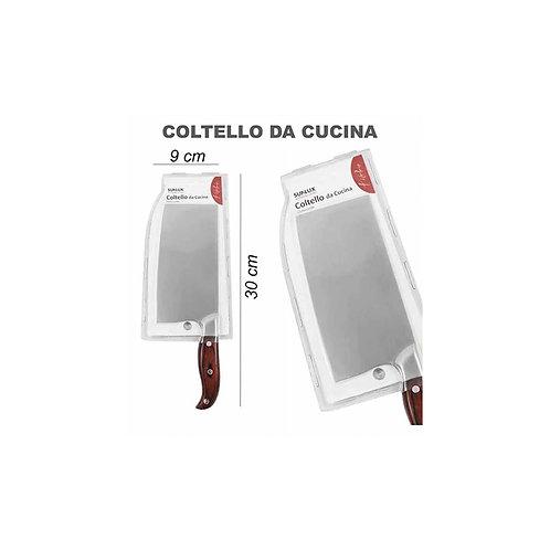 SUNLUX COLTELLO DA CUCINA 9×30CM