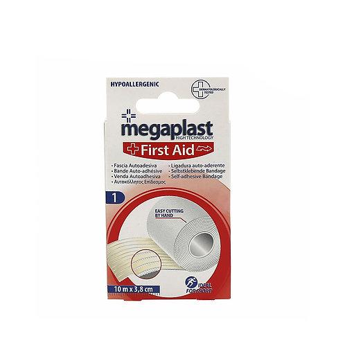 Megaplast first aid, fascia autoadesiva