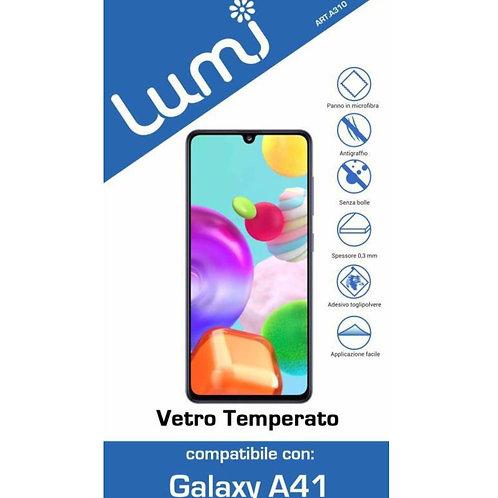 vetro temperato GALAXY A41
