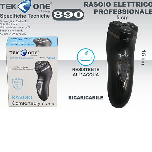 Tekone, rasoio elettrico professionale