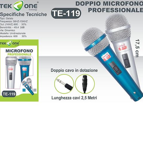 Tekone microfono professionale