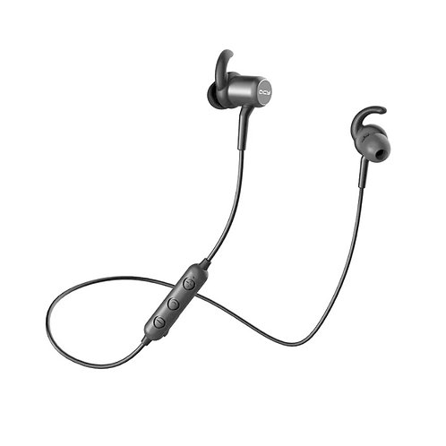 QCY M1C Magnete Adsorbimento Bluetooth Cuffie Auricolari Senza Fili di Sport IPX