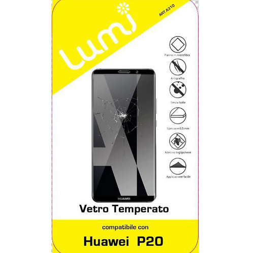 vetro temperato HUAWEI P20