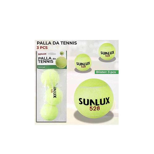 SUNLUX palla da tennis