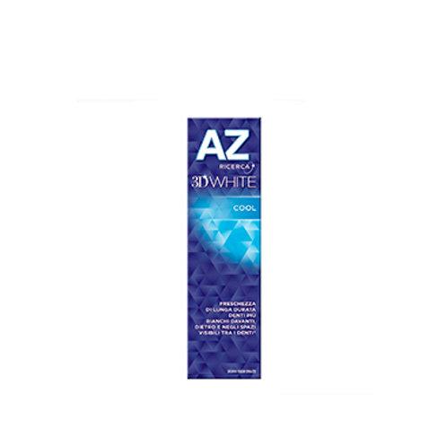 AZ, dentifricio 3D white