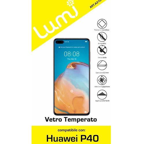 vetro temperato HUAWEI P40