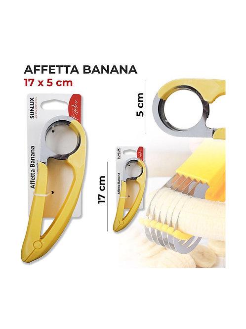 Sunlux, affetta banana