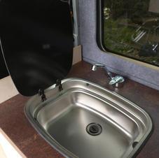 Thetford Argent Sink