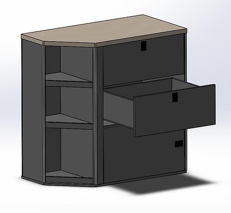 Kitchen Storage Pod