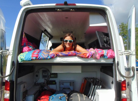 Meet our Super Cool Camper: Aosta