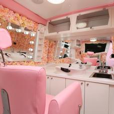 Mobile Beauty Van