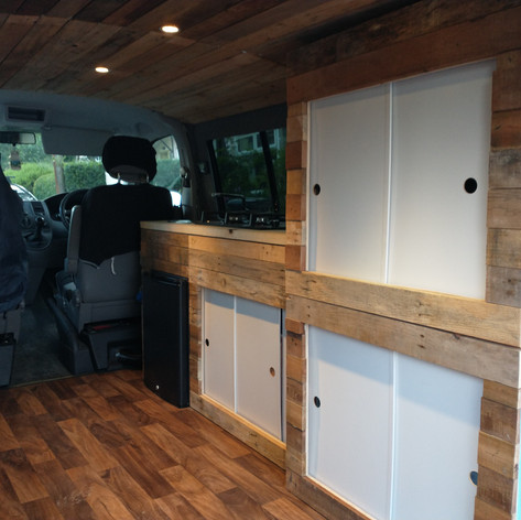 Bristol Campervan Conversion