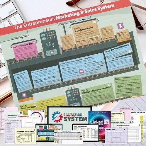 The EMS System D-I-Y marketing