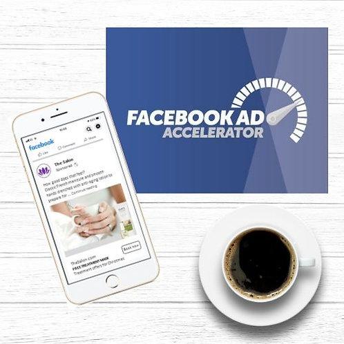 Facebook Ad Accelerator Course