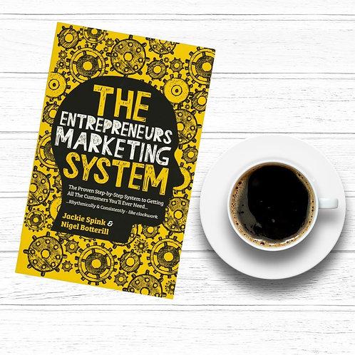Entrepreneurs Marketing System Book