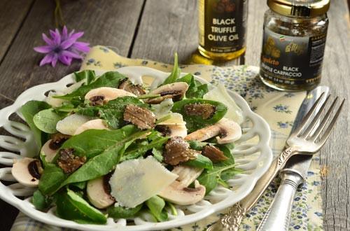 Umbrian Style Truffle Salad