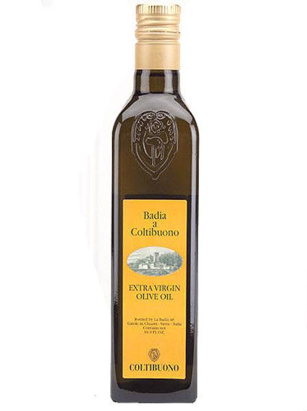 Badia a Coltibuono Tuscan Extra Virgin Olive Oil