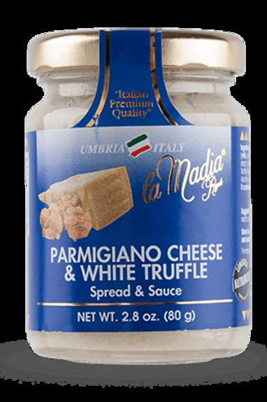 La Madia Parmigiano Cheese & White TruffleSpread