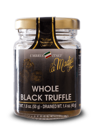 La Madia Regale Whole Black Truffle from Umbria
