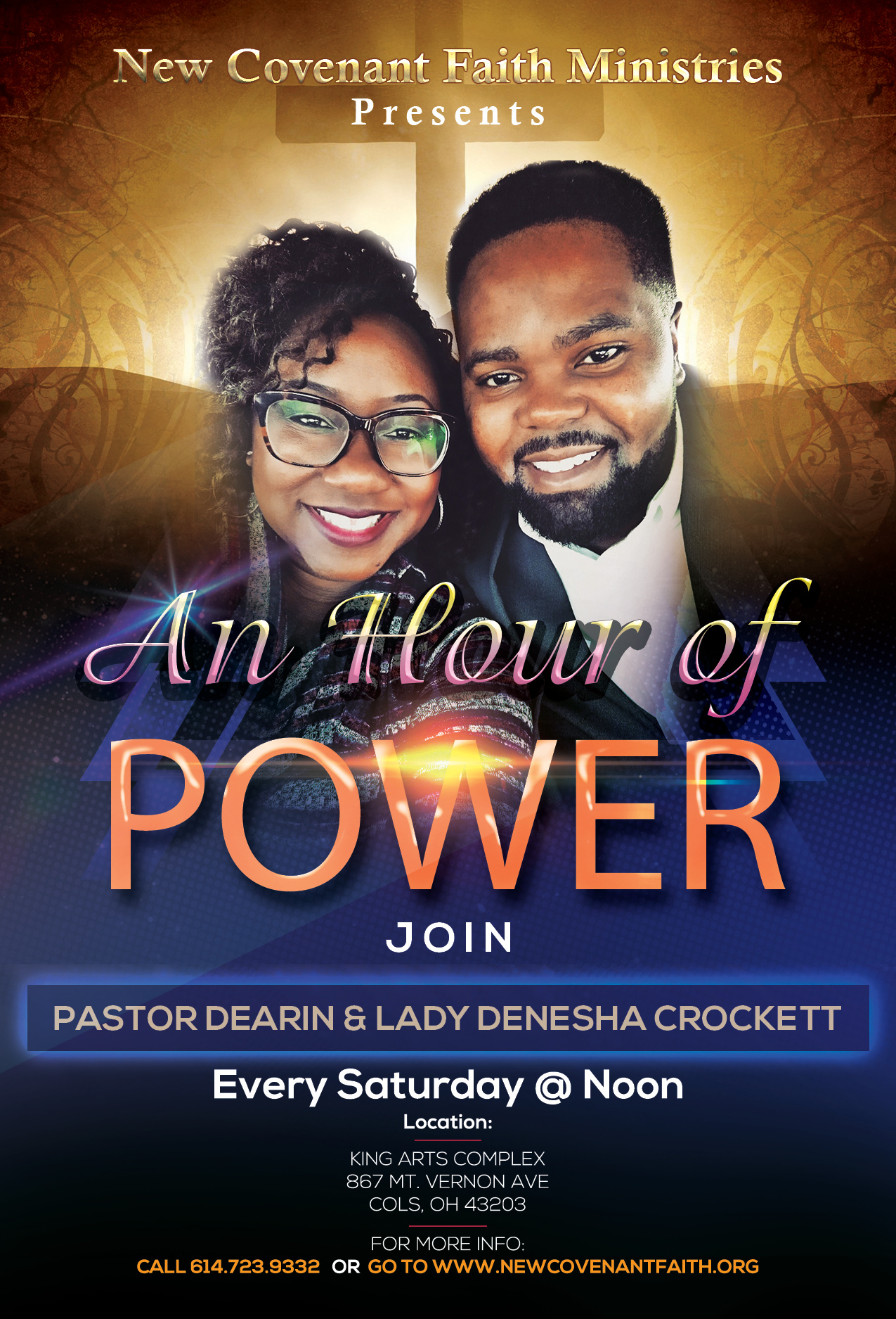 Hour Of Power 2017