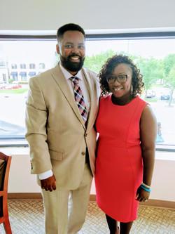 Pastor Dearin & Lady Denesha