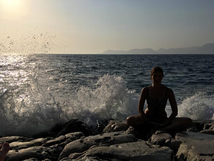 Meditation mit den Elementen