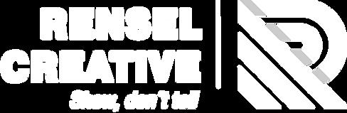 Rensel Creative logo hvit.png