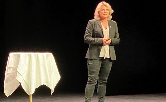 Anne-Marie Helland fra PWC