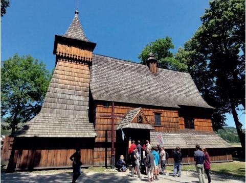 Letní expediční exkurze, východní Polsko