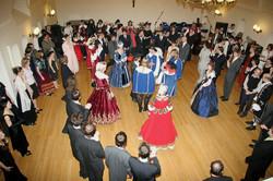 2. studentský ples KTF UK (2/2007)
