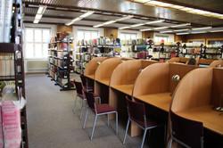Staré uspořádání knihovny