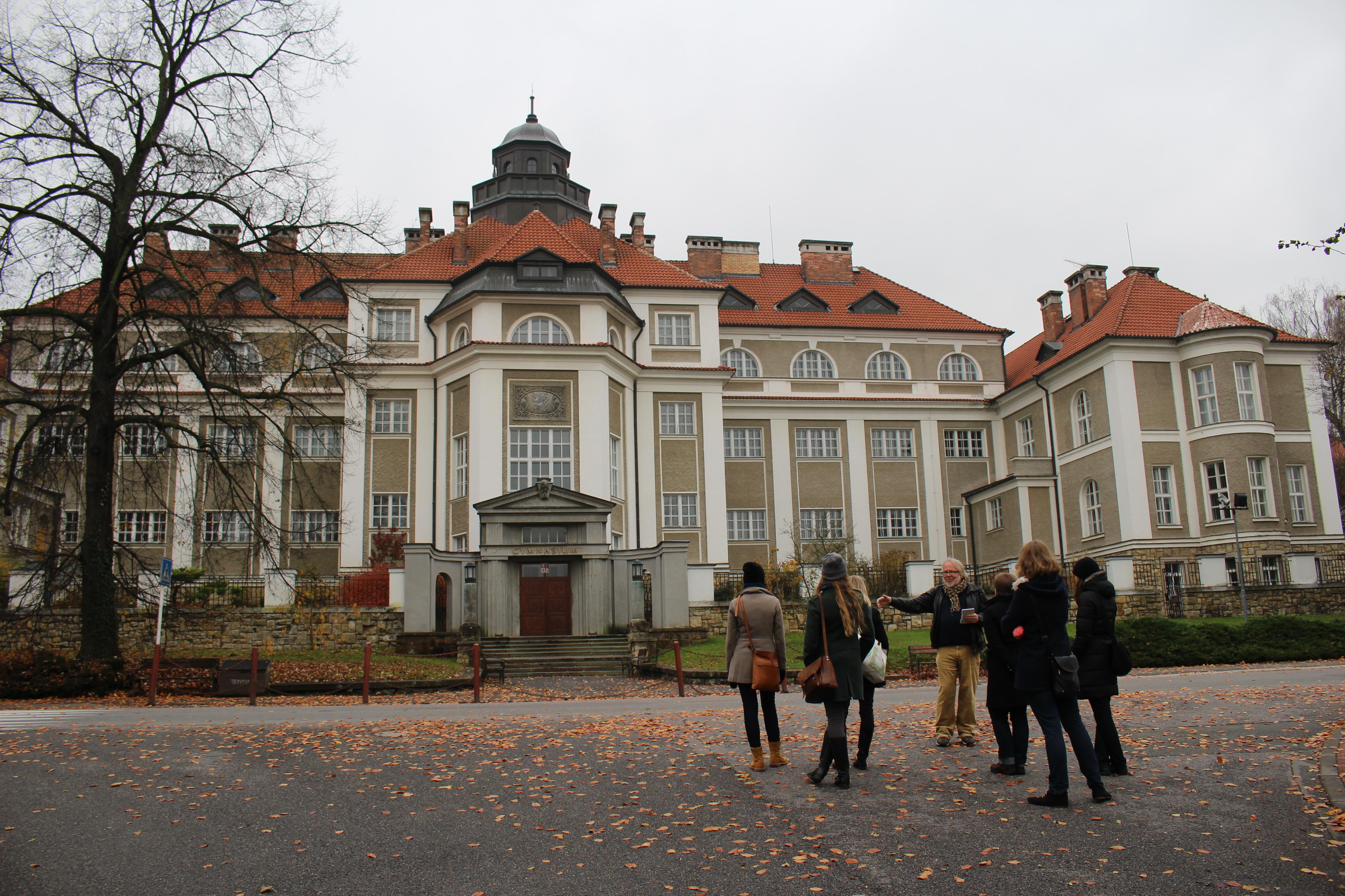 Exkurze Litomyšl 2014