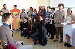 Středověké drama