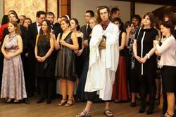7. reprezentační ples Katolické teologické fakulty Univerzity Karlovy v Praze 2012