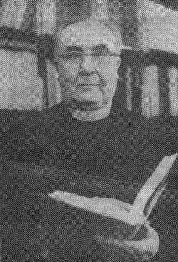 prof. ThDr. PhDr. František Dvorník (1893–1975)