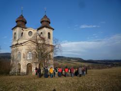 Exkurze Broumovsko 2013
