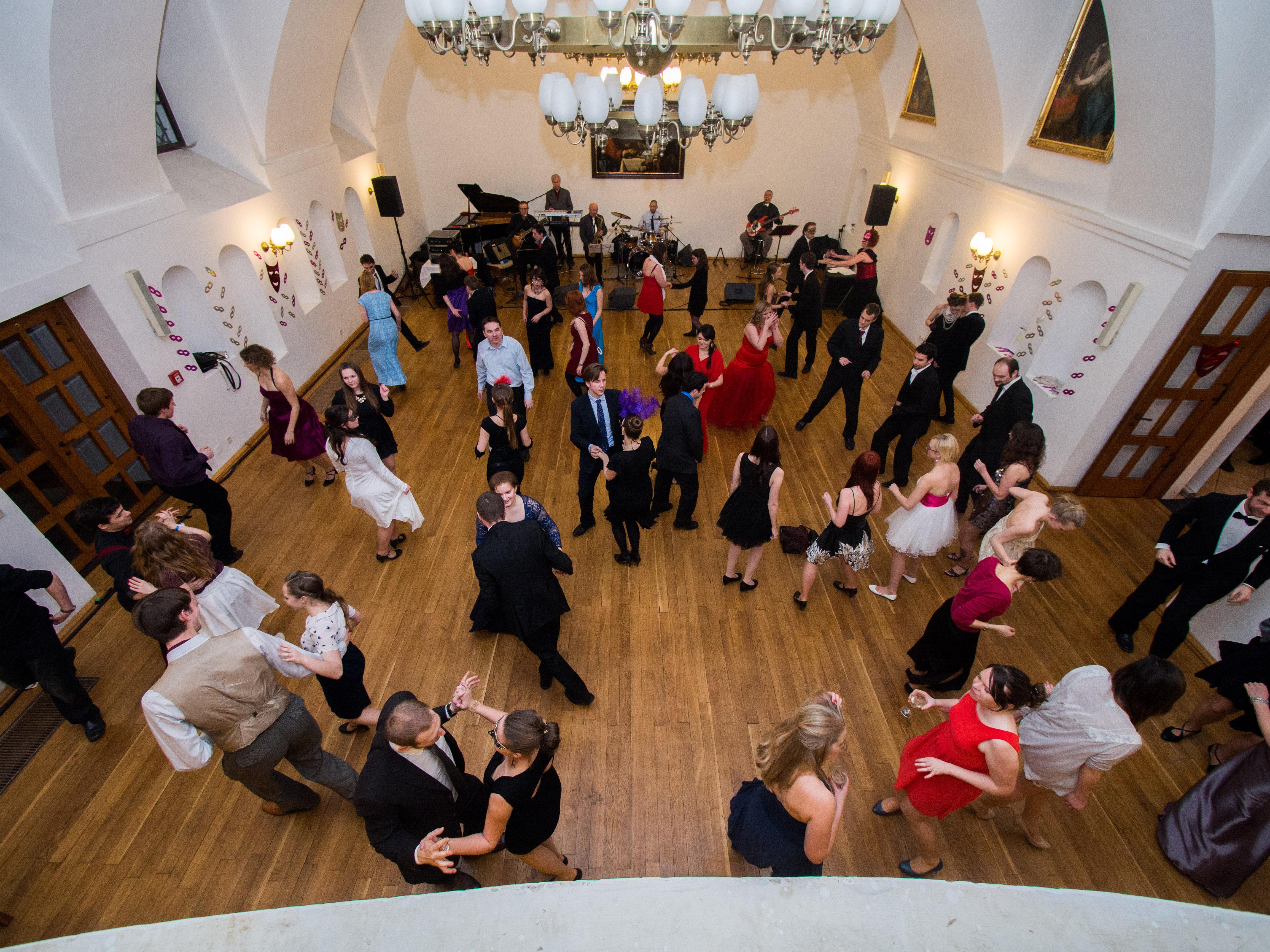 10. studentský ples 2015