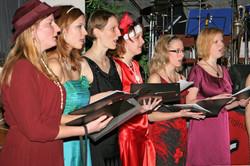 "5. studentský ples 2010 ""Roaring Twenties v rytmu charlestonu"""
