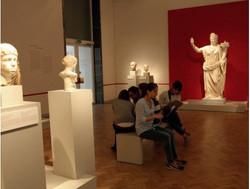 Studijní exkurze do zahraničí, Altes Museum, Berlín