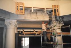 Rekonstrukce  kopule 2007