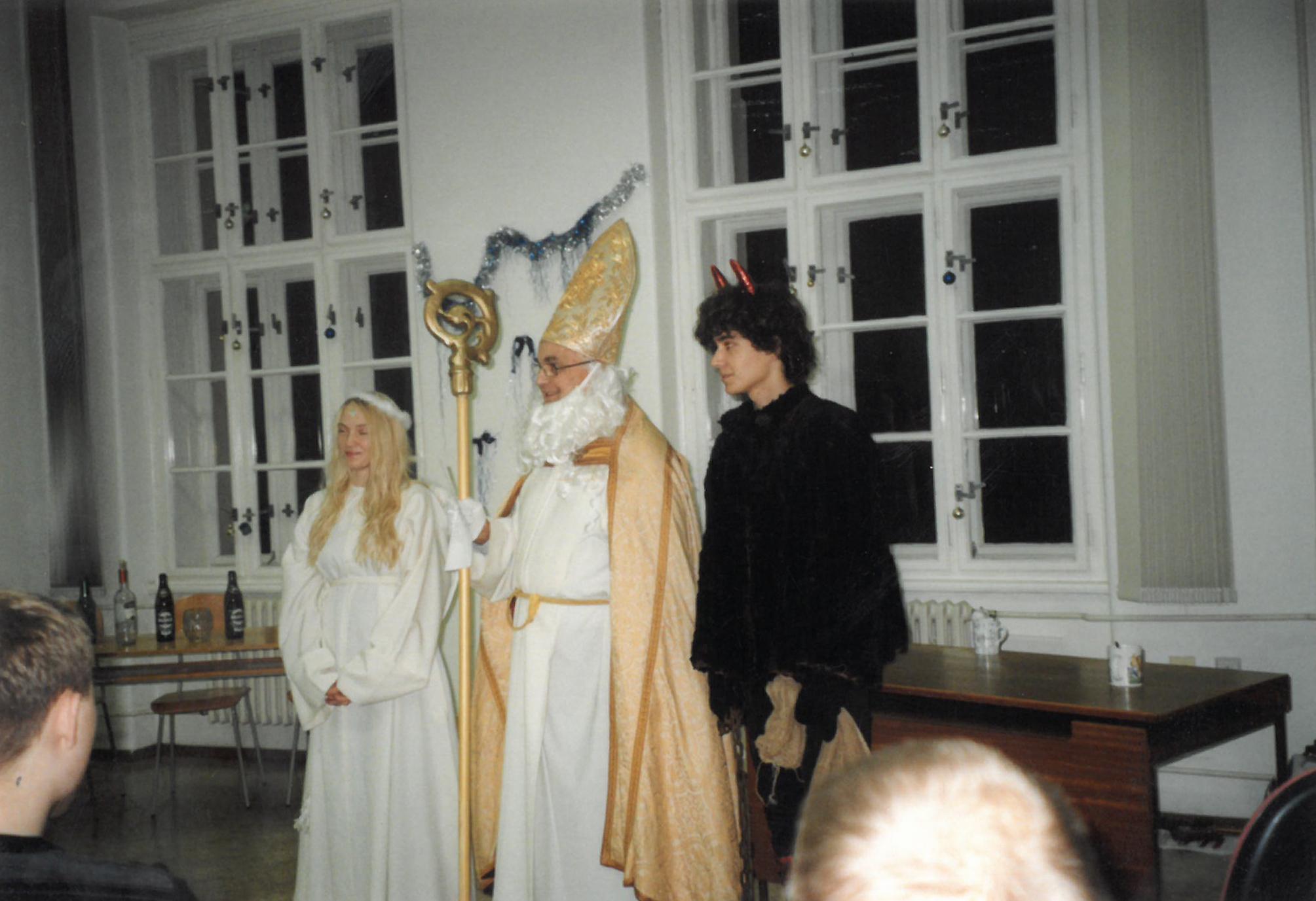 Mikulášská z roku 2011