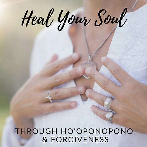 Ho'oponopono The Art of Forgiveness Meditation