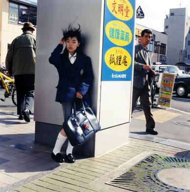 蔵真墨Masumi Kuraのアート写真作品蔵のお伊勢参り